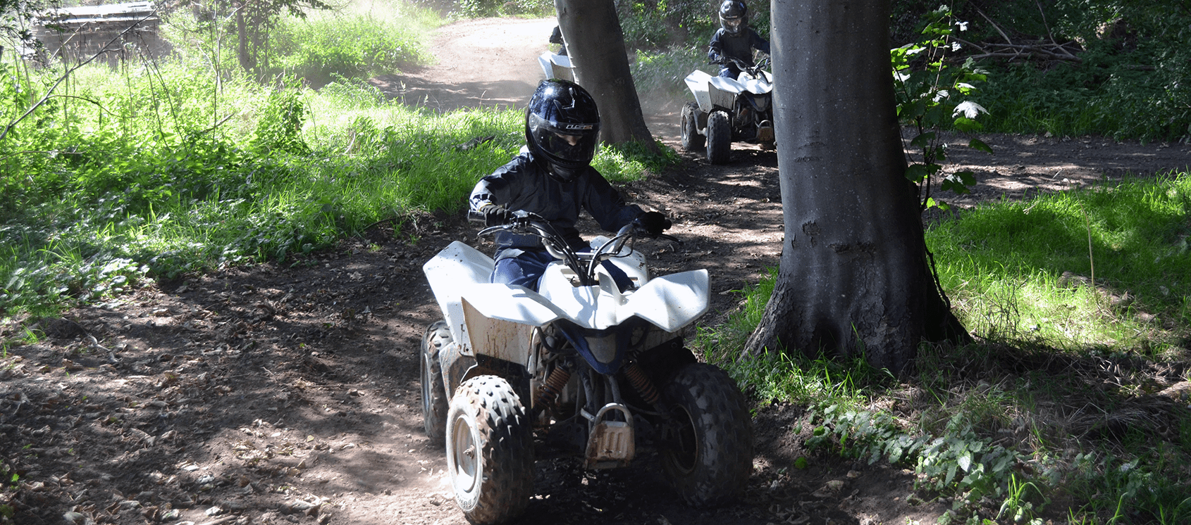 quad biking newmarket