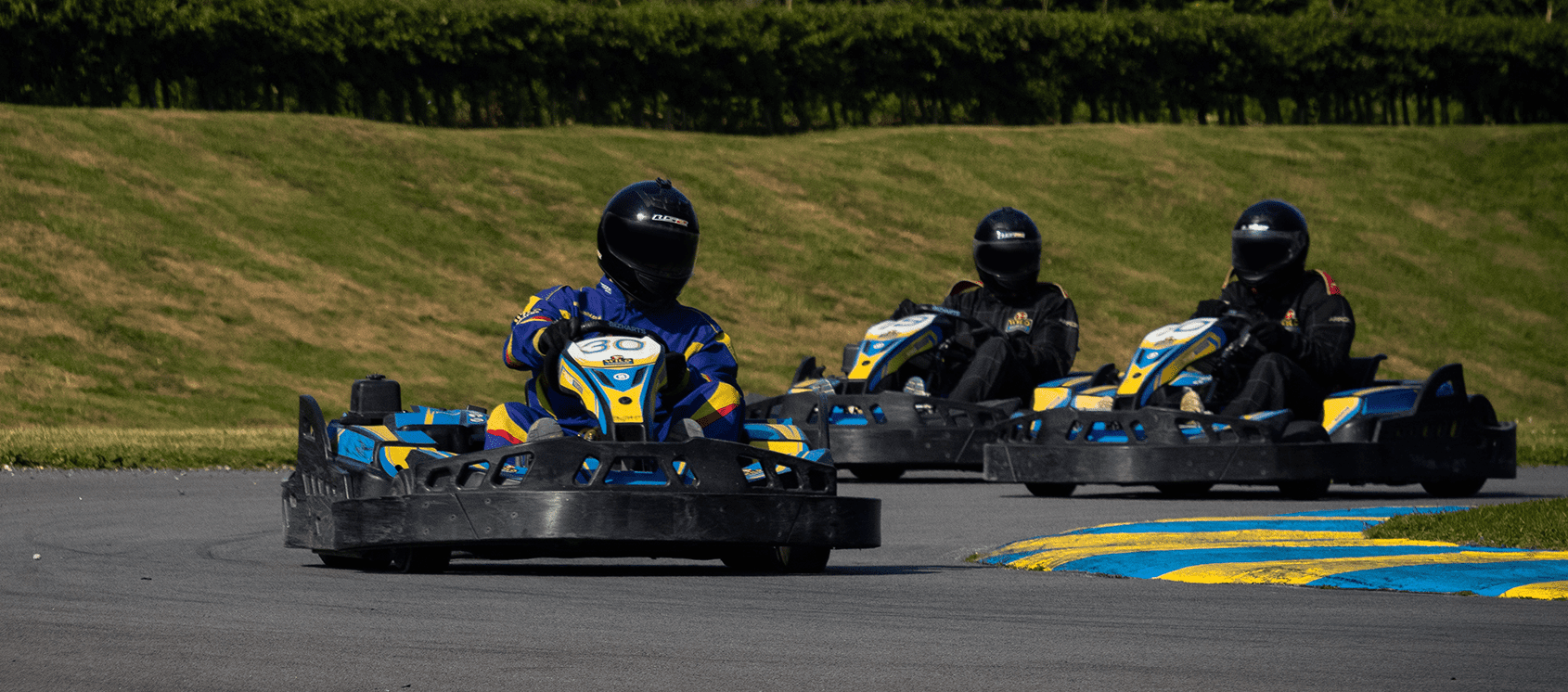 Outdoor Go Karting Newmarket, Suffolk Near Cambridge – Great Days Out